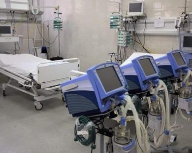 У Харкові закупили чотири апарати штучної вентиляції легенів на 10 мільйонів
